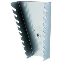 Schraubenschlüsselhalter - für Lochbleche 10x38 mm - 10-fach - 75-147-227-60 mm