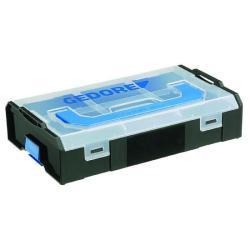 GEDORE L-BOXX mini - leer - für Kleinteile - Maße 260 x T 155 x H 63 mm