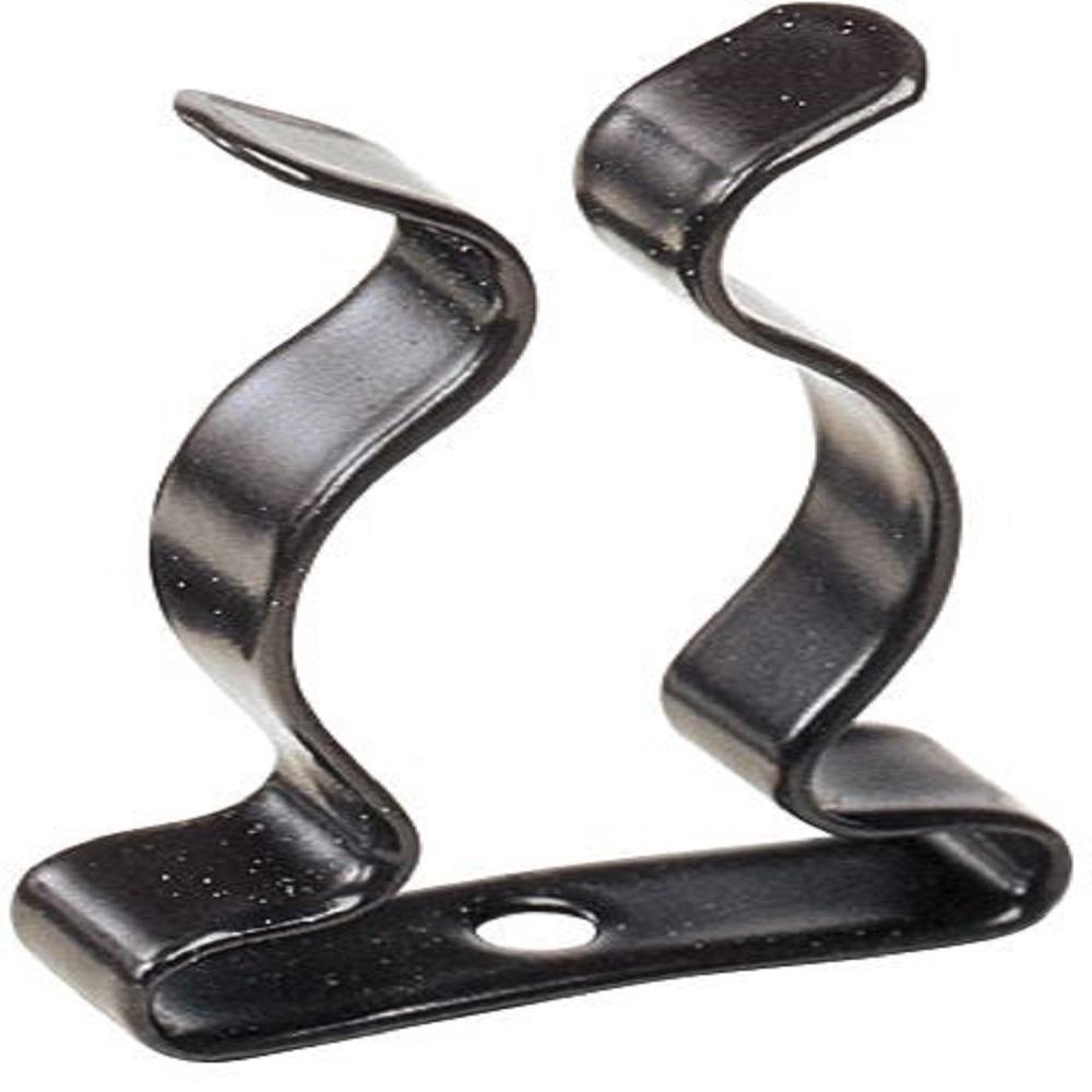 Tool Clip - geschlossen - Durchmesser 6-7 bis 51-54 mm - schwarz beschichtet