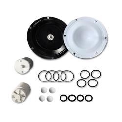 Bärande delar SK-P40 - för tryckluftsmembranpump VA40 Pure - med EPDM / PTFE-kulor och membran