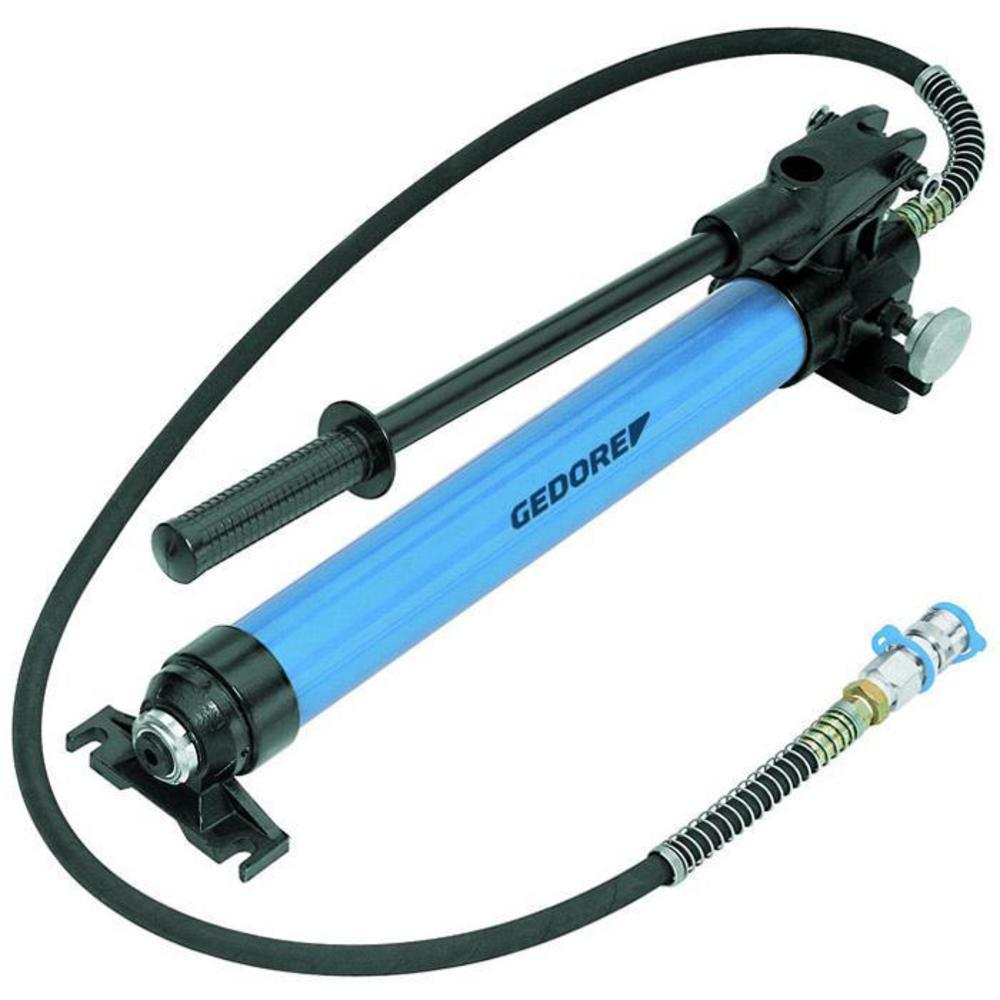 Hydrauliska redskap - 700 bar - handpump och cylinder