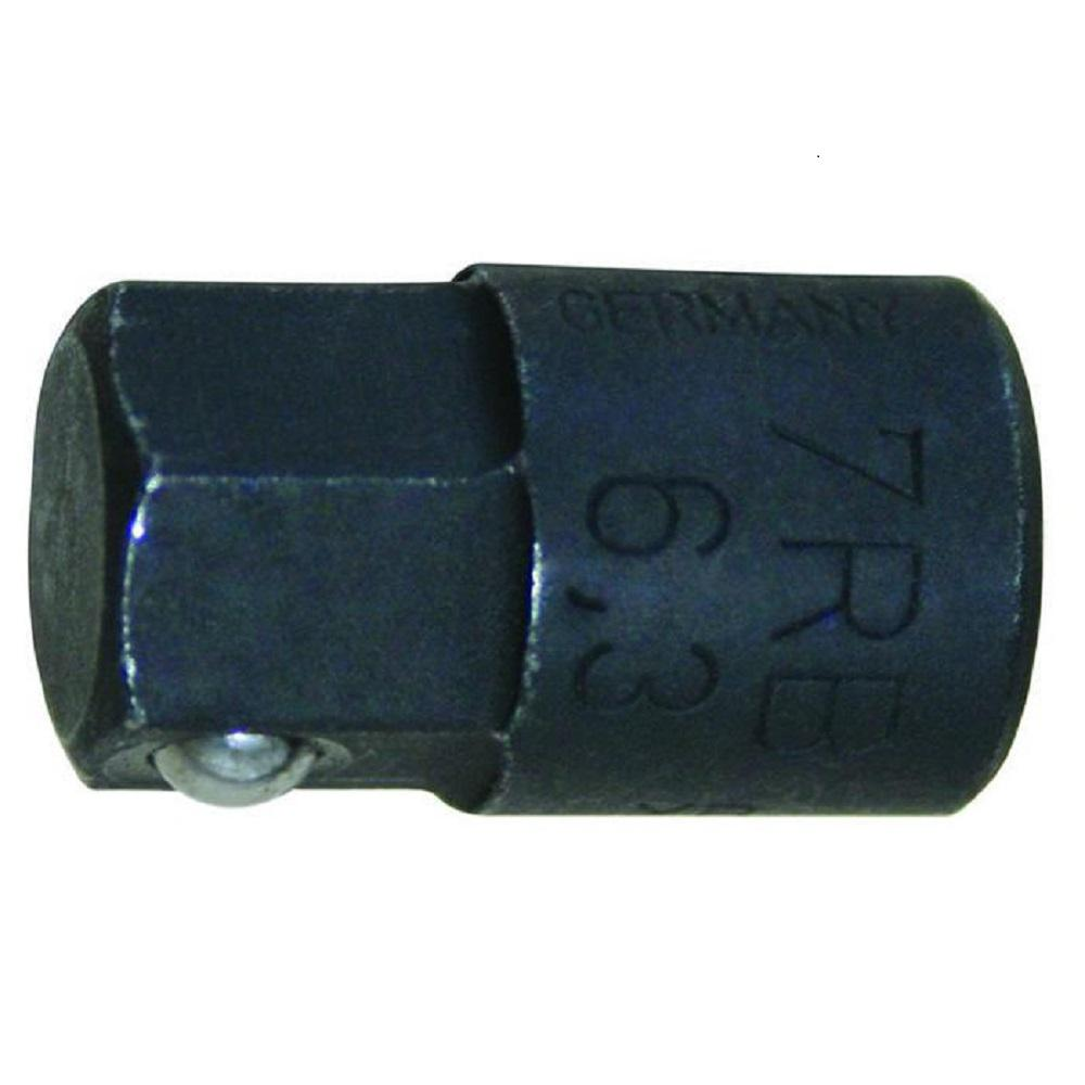 Bitars adapter - 10 mm