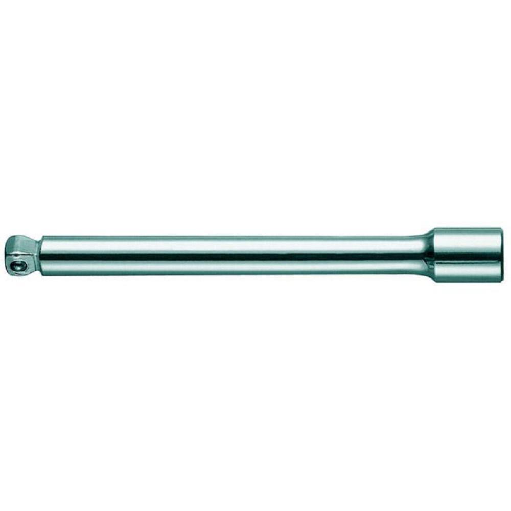 """Kardanförlängning - 1/4"""" - vridning till 15° - längd 55-148 mm"""