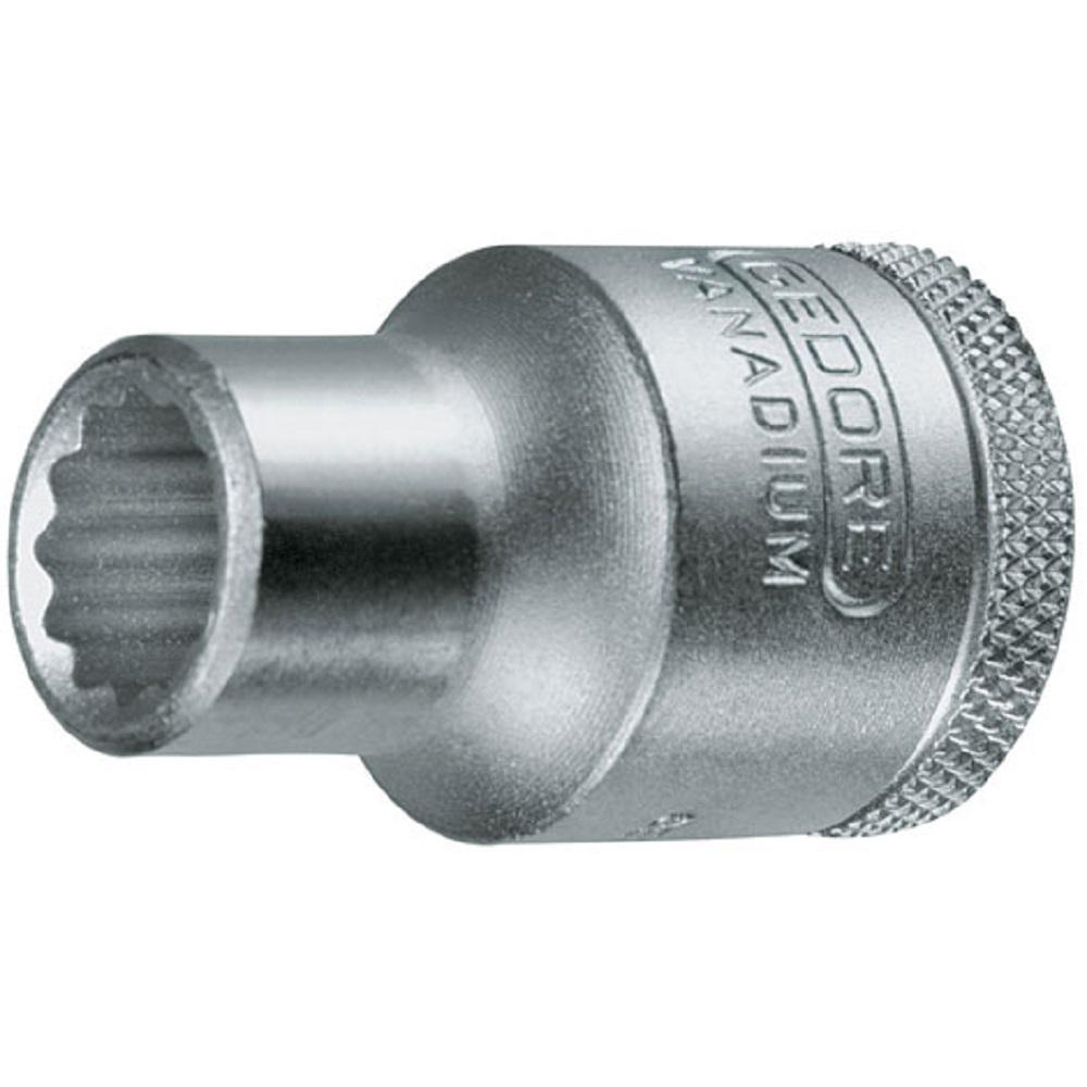 Steckschlüsseleinsatz - Antrieb 1/2″ - 12-kant UD-Profi - SW 5/16 bis 1.1/4 Zoll