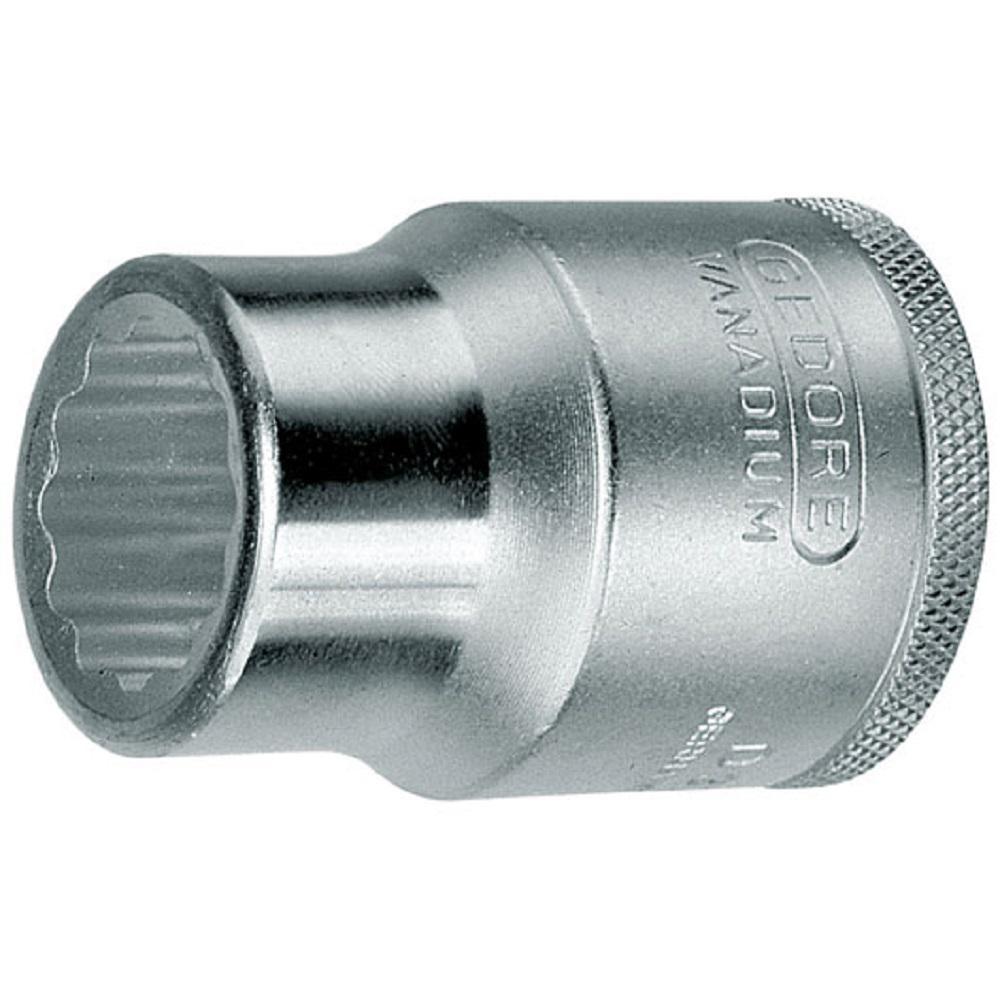 Steckschlüsseleinsatz - Antrieb 3/4″ - 12-kant UD-Profil -  Schlüsselweite 7/8 bis 2 Zoll