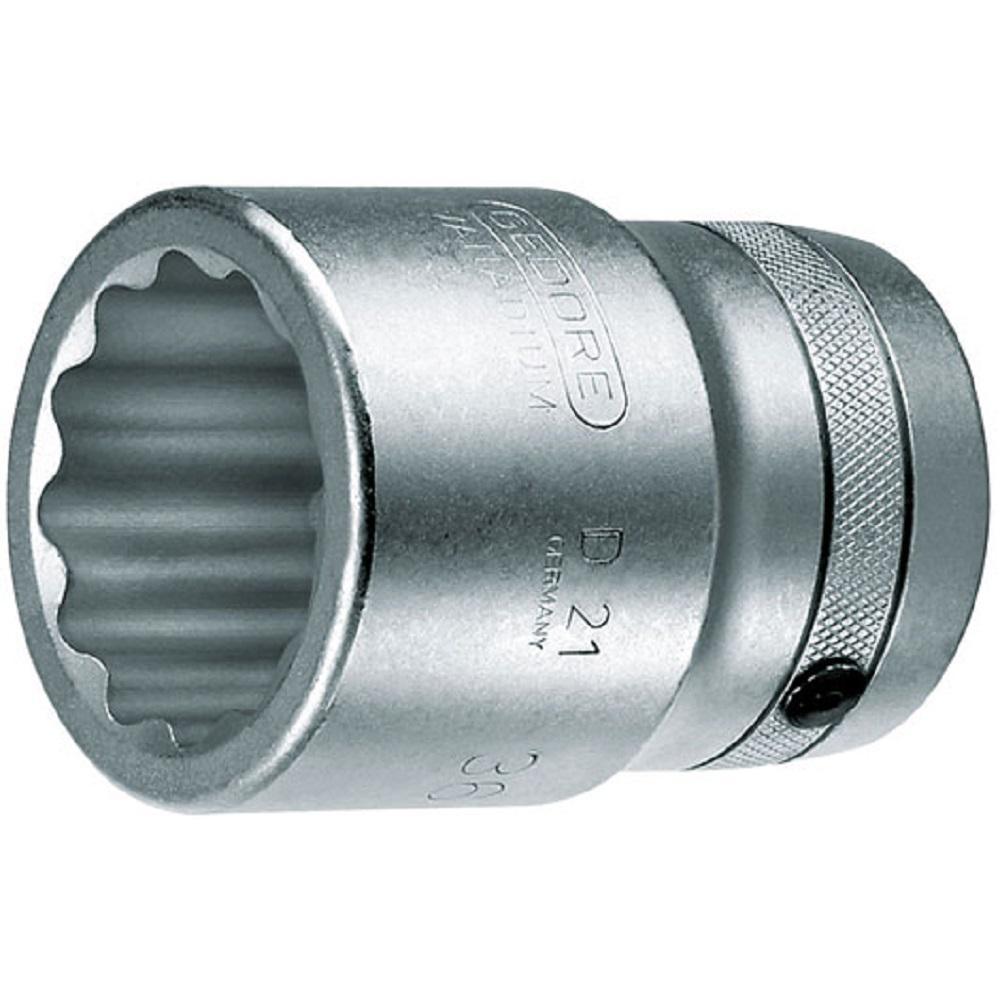 Steckschlüsseleinsatz - 1″ - 12-kant - Schlüsselweite 1.1/2 bis 3.1/8 Zoll