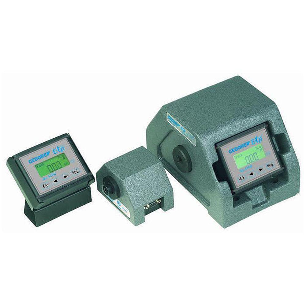 Elektronisches Torsions-Prüfgerät - vertikal/horizontal - 0,5 bis 3150 N·m