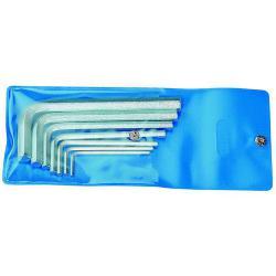 Winkelschraubendrehersatz - für Innensechskantschrauben - zöllig