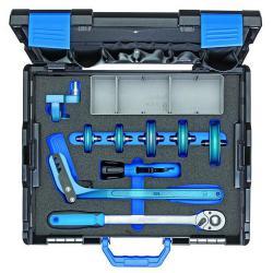 Handrohrbieger-Satz in L-BOXX - 10-teilig - für Rohr-Ø 6 bis 15 mm bis 180°