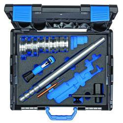Handrohrbieger-Satz - 12-teilig - Rohr-Ø 6 bis 18 mm - in L-BOXX