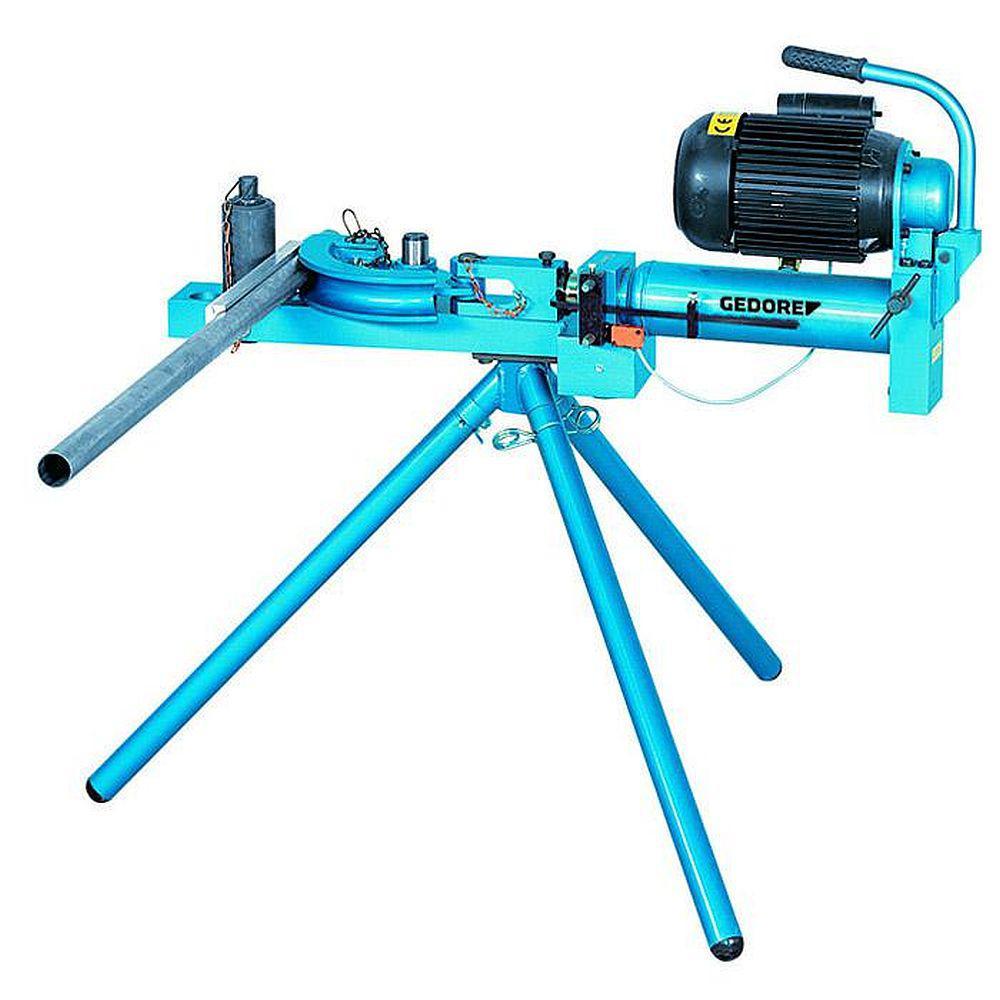 Rørbøyning maskin - elektro-hydraulisk - 1.2 til 50 mm rørdiameter - 100 kN