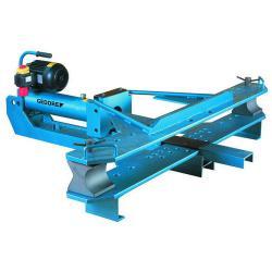 Rohrbiegegerät von 1″ bis 4″ - elektro-hydraulisch - bis 90° - Druckkraft 200 kN