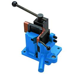 Eccentric angle bender up to 90 ° - 70, 100 and 120 mm working height