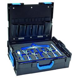 Abzieher-Sortiment - Innen/Außen - max. Belastung 5 t - in L-BOXX 136