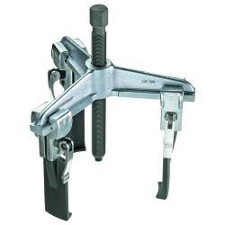 Schnellspann-Abzieher - 3-armig - mit schlanken Haken