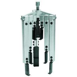 Abzieher-Set mit 9 Haken - max. Zugkraft 5,0 t - max. Spanntiefe 300 mm
