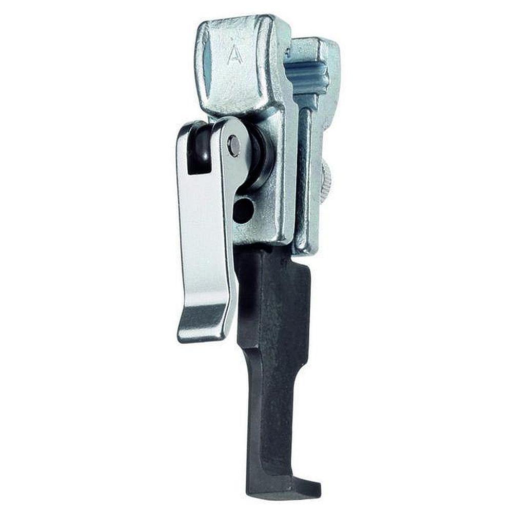 Abzughaken mit Schnellspann-Klemmstück - Spannweite 100 bis 150 mm