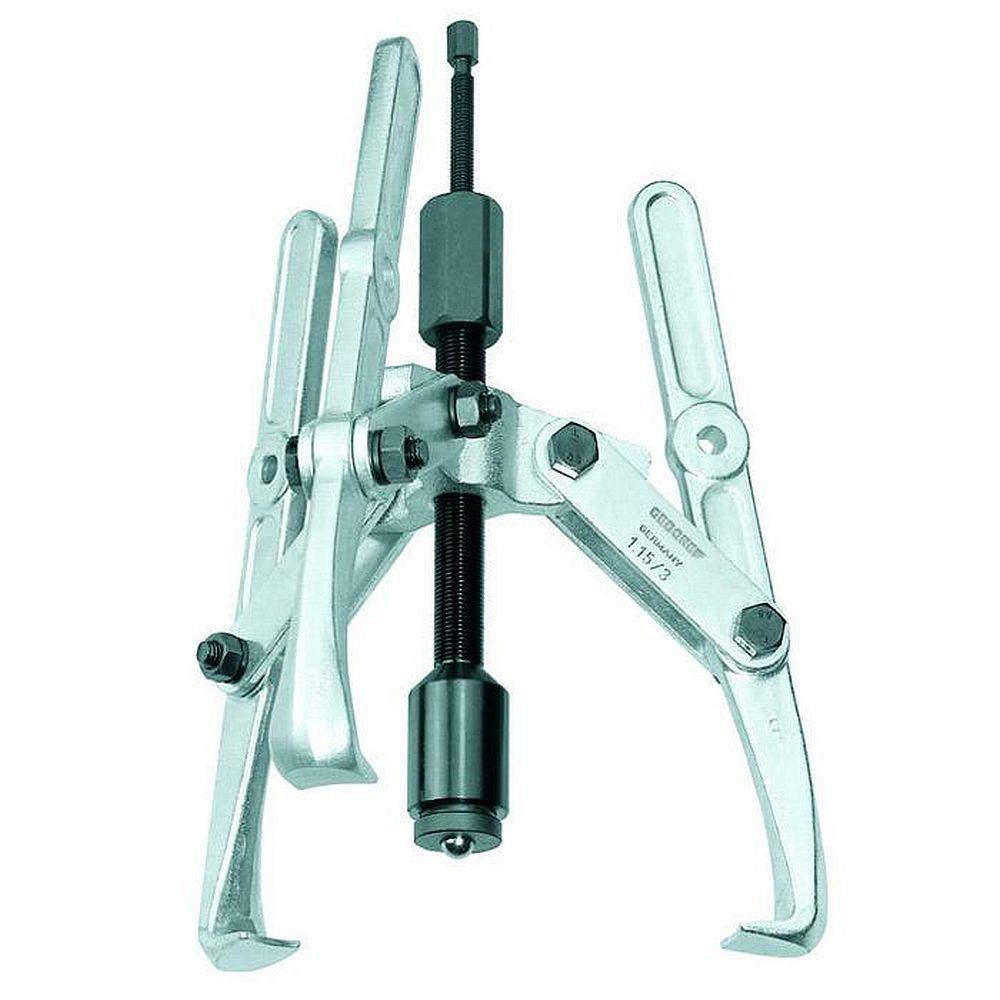 Abzieher - hydraulisch - 3-armig - max. Zugkraft 10 t