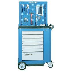 Rückwand - leer - hochfahrbar mit Gasdruckfedern - H 768 x B 770 x T 116mm