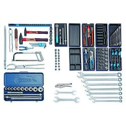 Tool assortment - 133 parts - for use on commercial vehicles