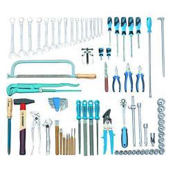 Mechaniker Werkzeugsatz - 80-teilig - metrische Werkzeuge