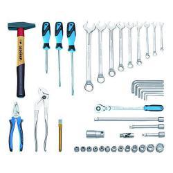 Tool assortment - Universal - 41-piece - metric version