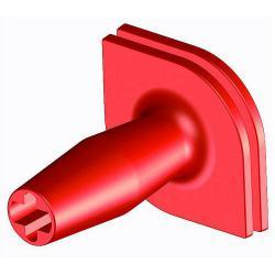 Handschutzgriff - Ellipsenform - für Meißel ab 250 mm Länge