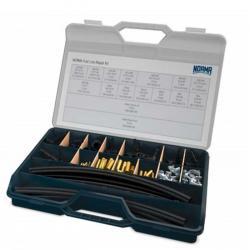NORMA® Fuel Line Repair Kit - Reparaturset - 50-teilig - für bis zu 8 Kraftstoffleitungen
