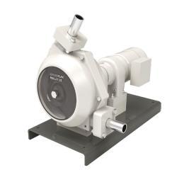 Peristaltisk pumpe Rollit Hygienic 30 - maks. 2 bar - maks. 0,37 kW - maks. 2683 l / t - Slange Verderprene