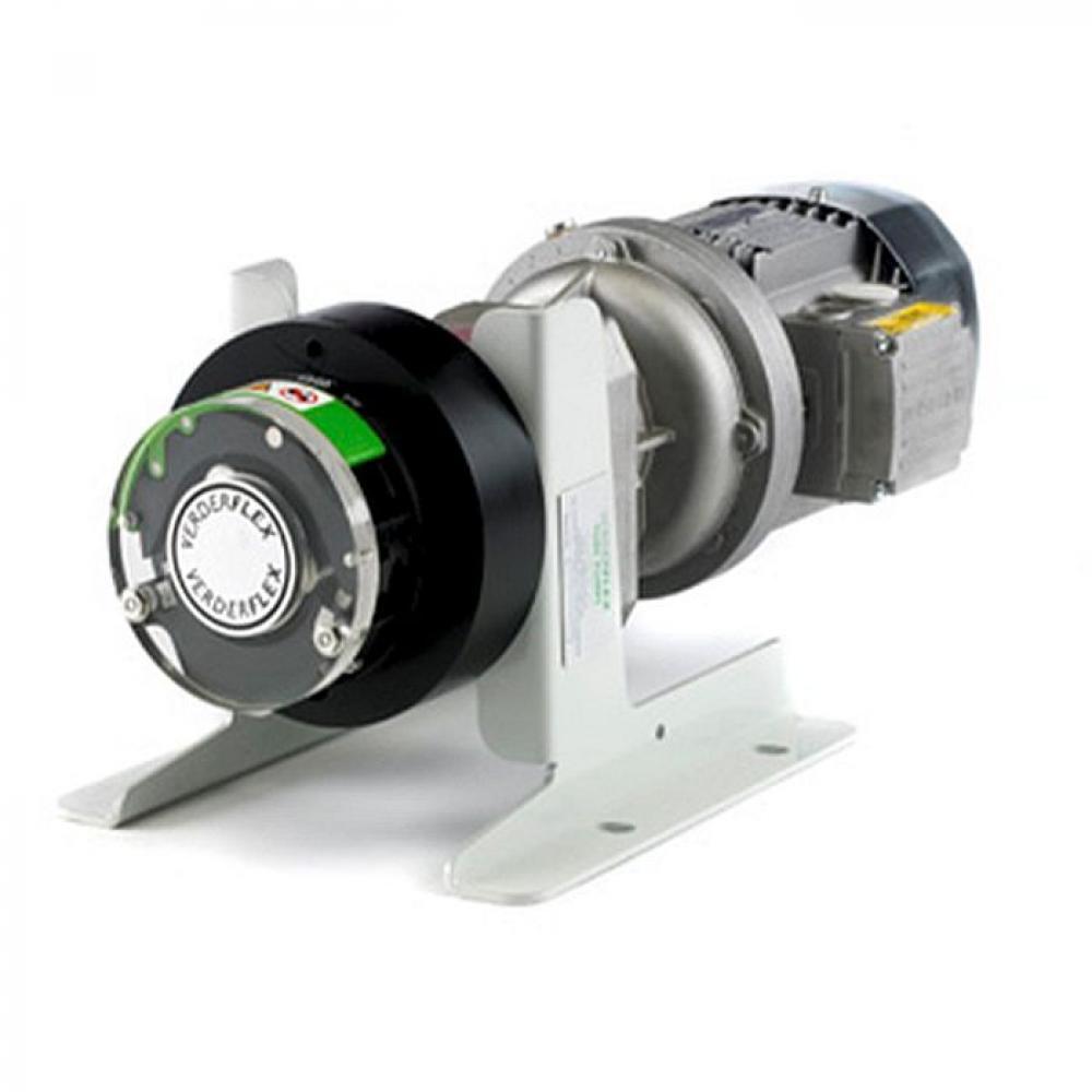 Schlauchpumpe Verderflex Rapide S-Serie - max. 1,5 bar - max. 0,37 kW - max. 17000 ml/min - WS max. 4,8 mm