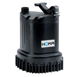 Pompa sommersa con raffreddamento camicia C 135 W - 8 m³ / h - 0,1 kW - 3,5 kg - per acqua pulita e sporca