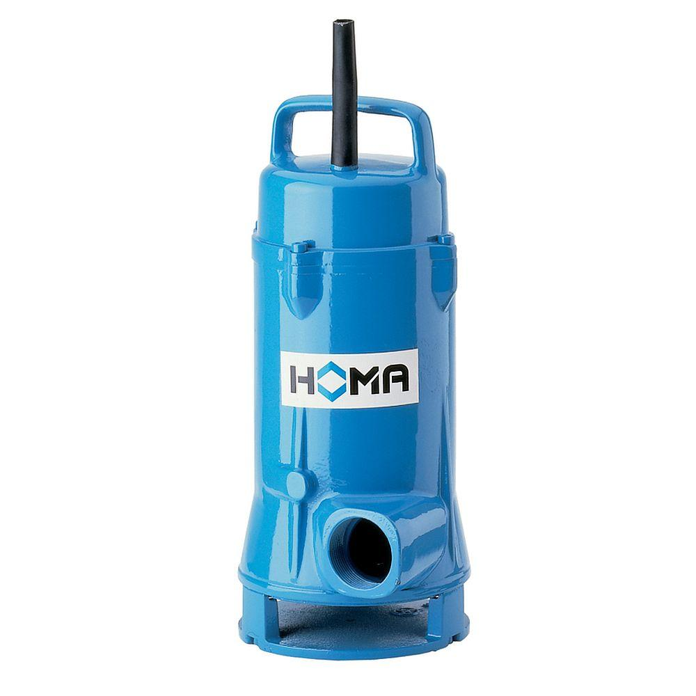 Tauchpumpe TP 28 für Schmutzwasser - max. 0,9 kW - max. 25 m³/h - mit/ohne Schwimmschaltung