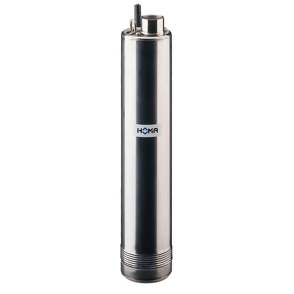 Hochdruck-Tauchpumpen H802-H818 - max. 1,2 kW - Förderhöhe max. 95 m - mit/ohne Schwimmschalter