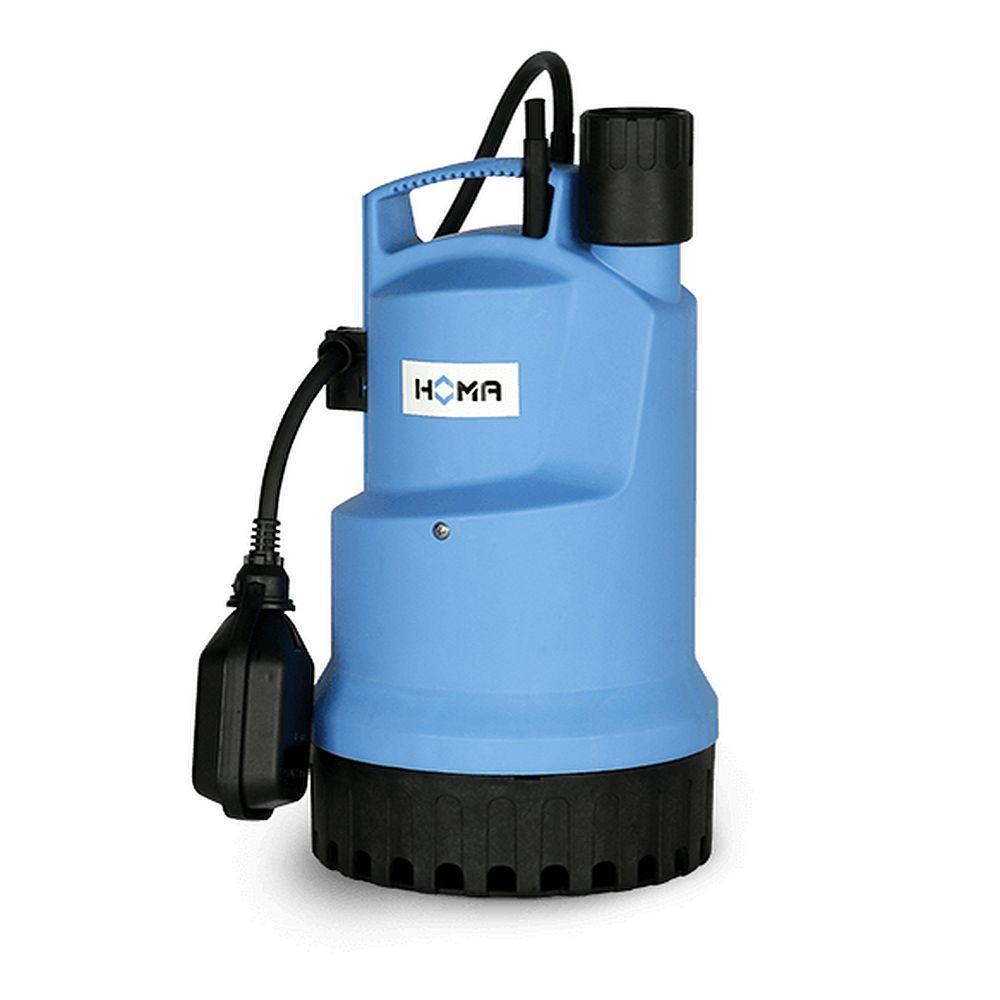 Nedsänkbara pumpar Chromatic med jackkylning - max. 0,48 kW - max. 16 m³ / h - med / utan flottöromkopplare