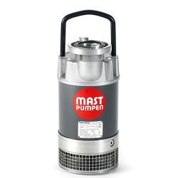 Pompa sommersa antincendio TP 4-1 - max. 1,8 kW - max. 780 l / min - max. 20 m di profondità di immersione