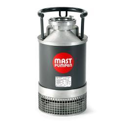 Feuerwehr-Tauchpumpe TP 8-1 N - max. 3,3 kW - max. 1350 l/min - max. 20 m Eintauchtiefe