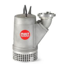 Tauchmotorpumpe T 16 - max. 1600 l/m - G 4 Zoll - Motor Drehstrom 400 V