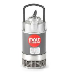 Pompa sommersa T 6 L - max. 660 l / m - G 2 pollici - Motore AC 230 V