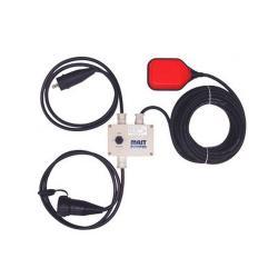 Controllo di livello per pompe sommerse da 230 V - per uso interno ed esterno