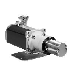 Pompa a ingranaggi Verdergear VGS 24 V - max. 433 l / h - max. 17 bar - 3300 rpm - piccola testa della pompa