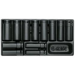 ES module 1500 1/3 - without contents - for power screwdriver set 1500 ES-K 19