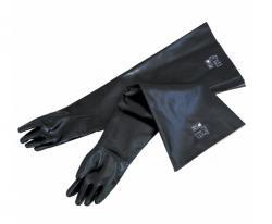 Handschuhe für BC-Turbo und BC-HP - Stutzenlänge 60 cm - schwarz