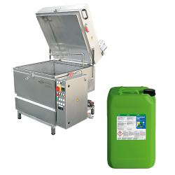 HTW-II-800 - startpaket med FLEX-utrustning inklusive 20 liter ALUSTAR 200 universalrengöringsmedel