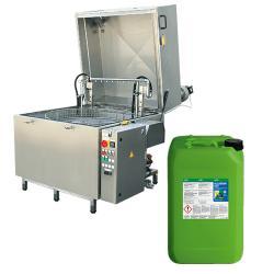 HTW-II-800 - startpaket med MAX ECO-utrustning inklusive 20 liter ALUSTAR 200 universalrengöringsmedel