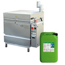 HTW-II-800 - Startpaket med BASIC-utrustning inklusive 20 liter ALUSTAR 200 universalrengöringsmedel