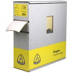 Schleifpapier Rolle PS 73 BWF - Breite 115 mm - Länge 25000 mm - Korn 150 bis 600 - Schaumstoffbeschichtung