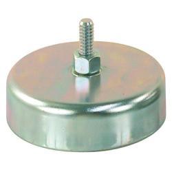 Magneettinen pohja - CWN-S - Ø 100 mm