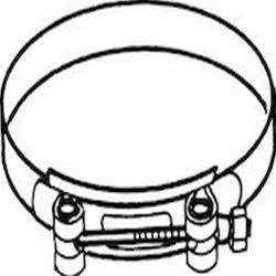 Slangeklemmer - Ø 22-32 til 60-325 mm