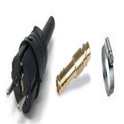 Druckluft + Strom Anschluss-Set für FilterBox 250 V