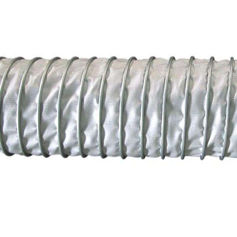 Abgasschlauch NFC-3 und NFC-6.5 - Metallprofilwendel - Ø 100 bis 200 mm - Länge 2,5 bis 10 m - Preis per Rolle